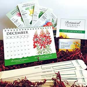 Veggie Delight Garden Gift Box