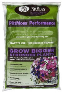 PittMoss Performance Soil - National Garden Bureau