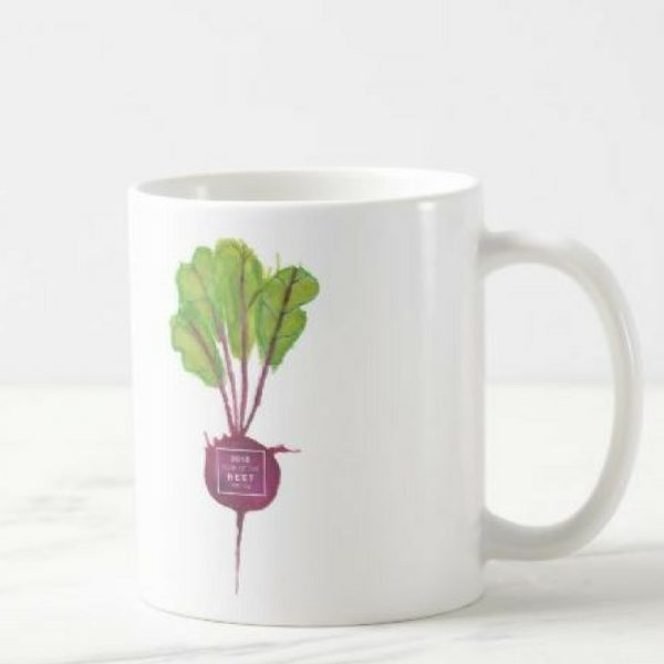 Year of the Beet Mug