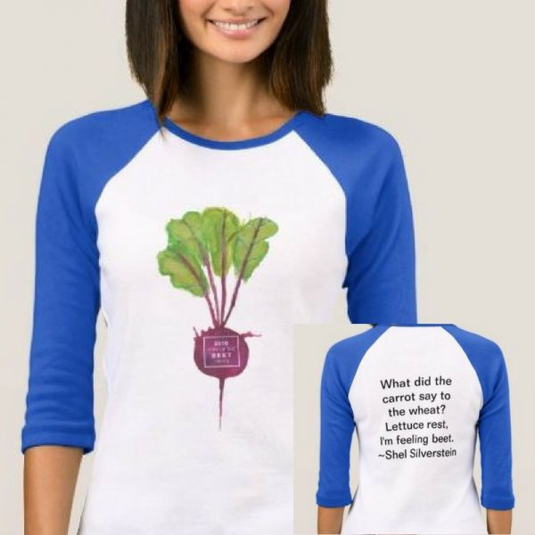 Year of the Beet Shirt from Zazzle