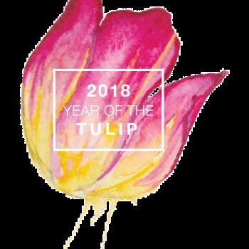 2018 - Year of the Tulip - National Garden Bureau