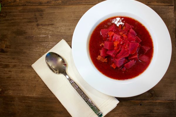Hearty Beet Soup - Chef Jonathan Bardzick - Year of the Beet - National Garden Bureau