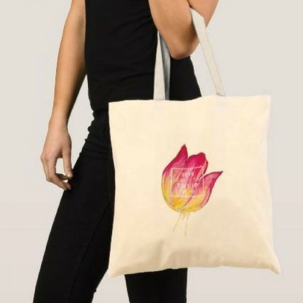 Year of the Tulip Bag from National Garden Bureau