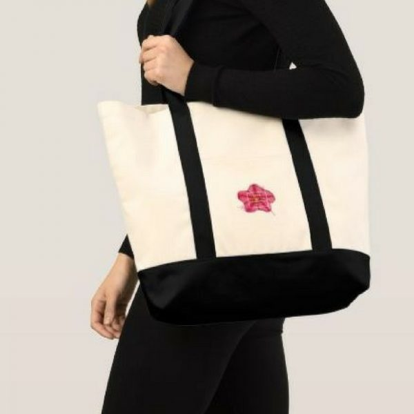 Year of the Calibrachoa Tote Bag - National Garden Bureau