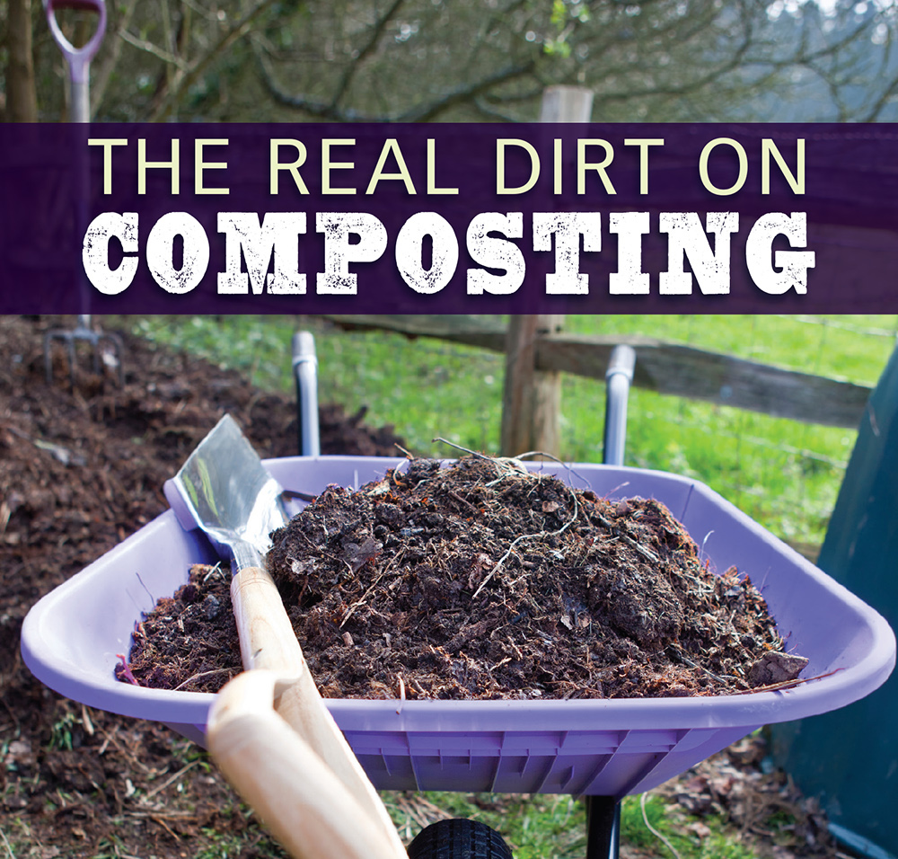 The Real Dirt on Composting by Cheryl Wilfong