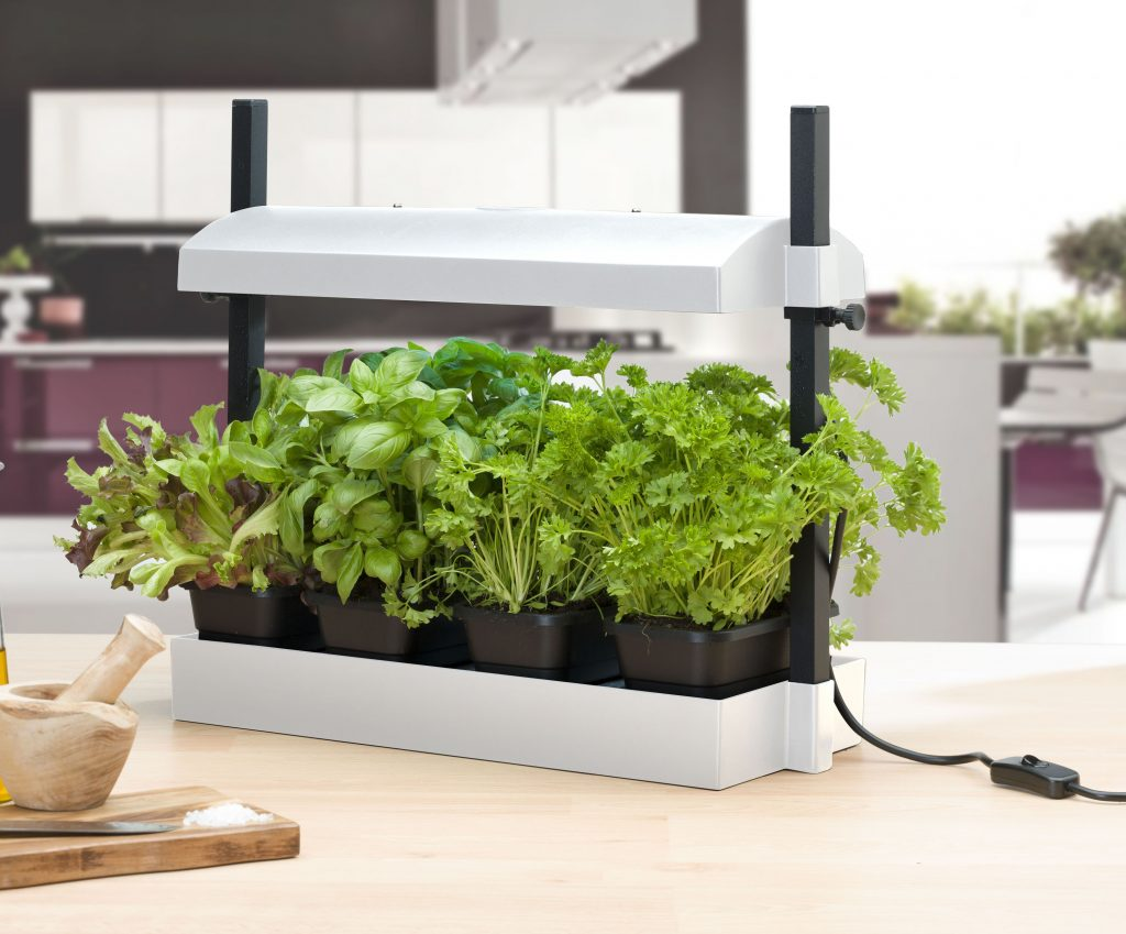 GardenTrends Sunblaster Micro Grow Light Garden - National Garden Bureau