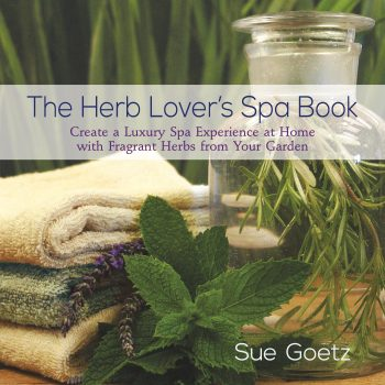 The Herb Lover's Spa Book by Sue Goetz - National Garden Bureau