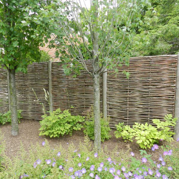 Creative Fence by Bobbie Schwartz
