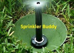 Sprinkler Buddy - National Garden Bureau Member
