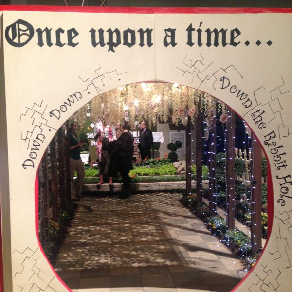 Once Upon a time...at the Chicago Flower & Garden Show - National Garden Bureau