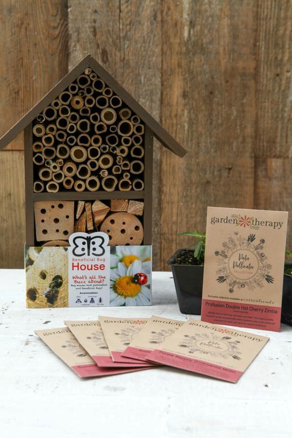 LIMITED EDITION: Patio Pollinators Kit
