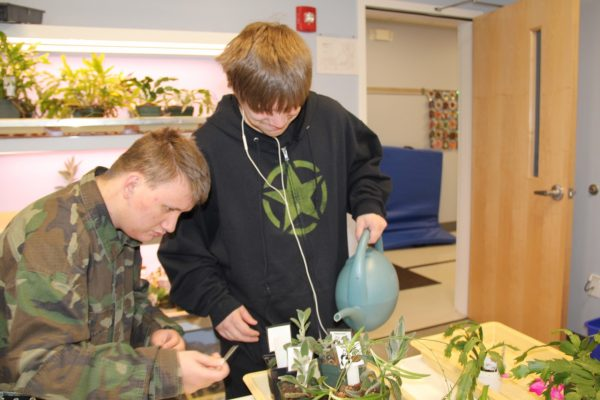 Monarch School of New England - Therapeutic Garden Award Recipient - National Garden Bureau