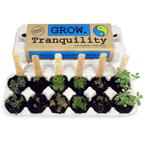 Grow Gardens Grow Tranquility Kit