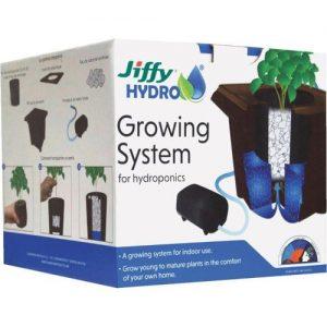 GardenTrends Jiffy Hydro Hydroponic Growing System - National Garden Bureau