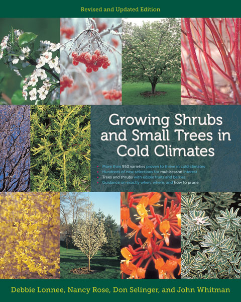 Growing Shrubs and Small Trees in Cold Climates - National Garden Bureau