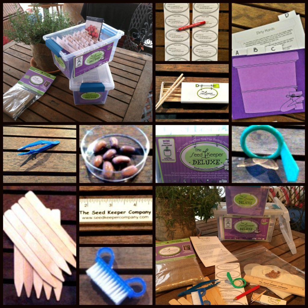 Seed Keeper Deluxe Package - National Garden Bureau Member