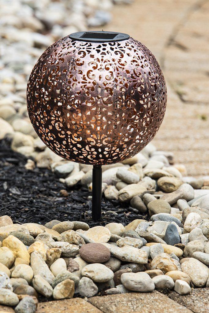 Breck's Filigree Solar Stake - National Garden Bureau
