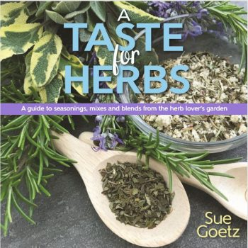 A Taste for Herbs by Sue Goetz - National Garden Bureau
