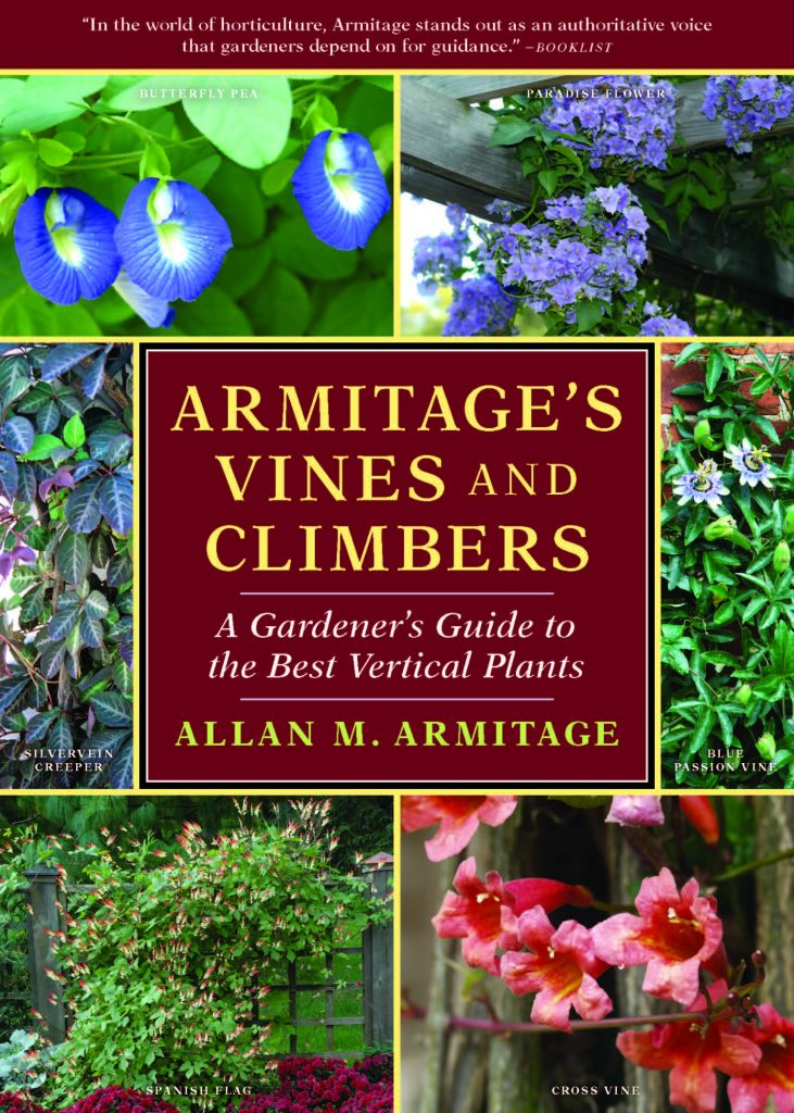 Armitage's Vines & Climbers - National Garden Bureau