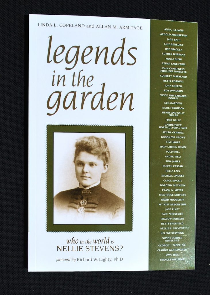 Legends in the Garden - Who in the World is Nellie Stevens? - National Garden Bureau