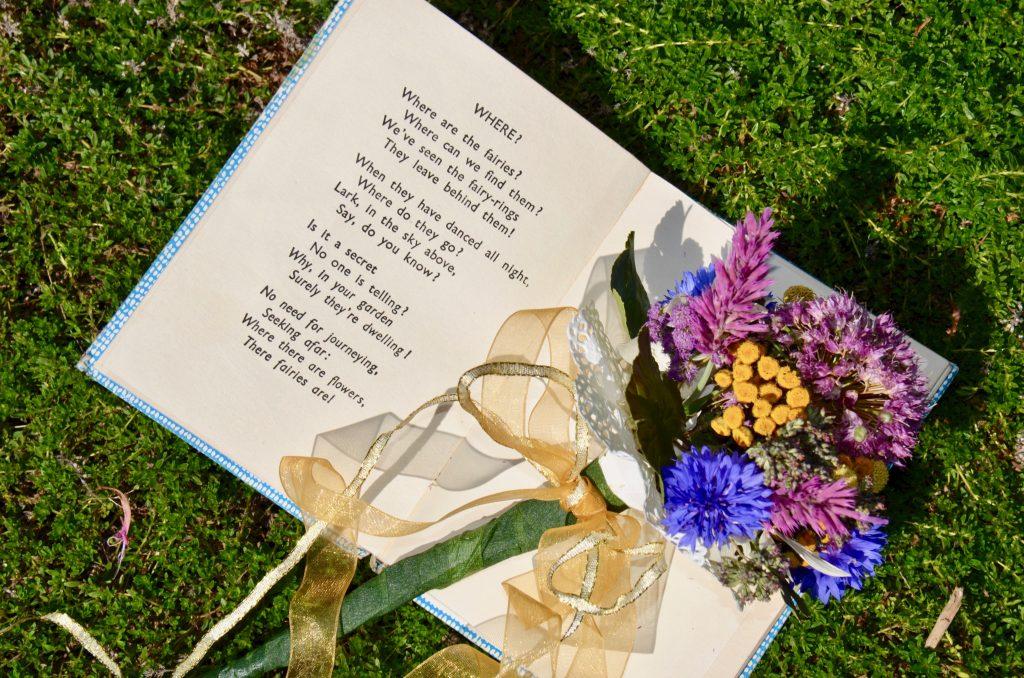 Allium Fairy Wand can be created as a garden project with children - your children- National Garden Bureau - #kidsgardening