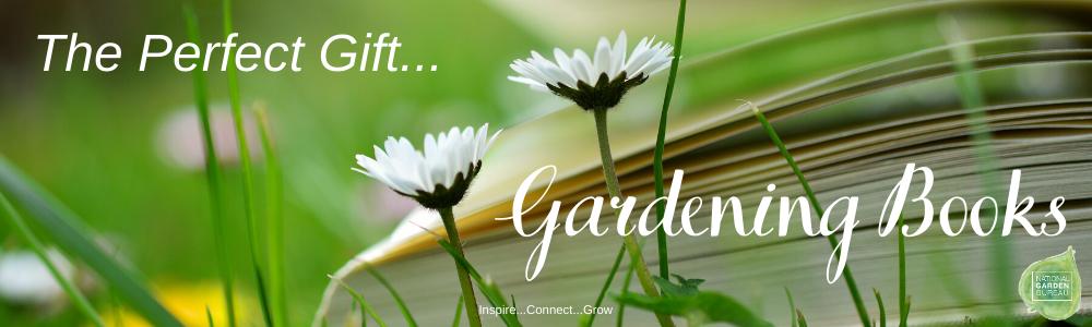 Gardening Books - The perfect gift