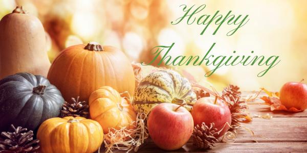Happy Thanksgiving - National Garden Bureau