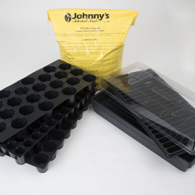 Johnny's Pro-Am Seedling Grower Kit