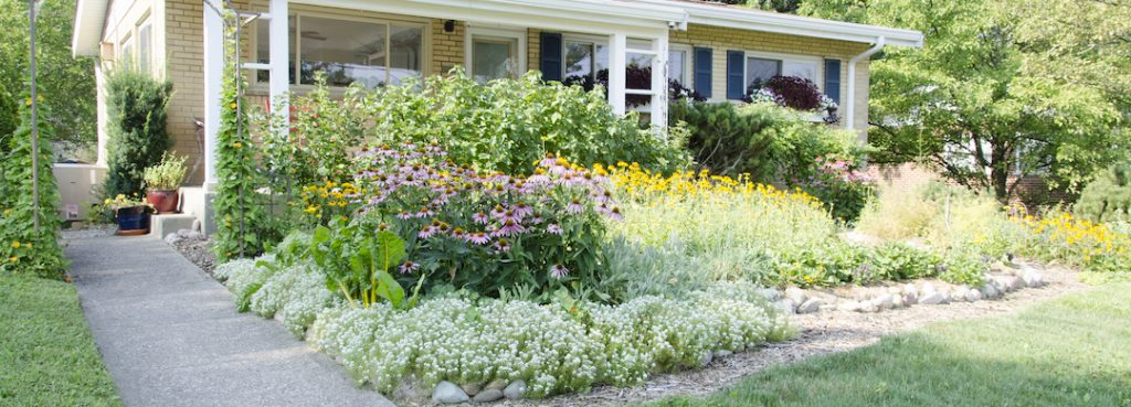 5 Ways to Incorporate Permiculture in to Your Garden - An inspired edible landscape - National Garden Bureau