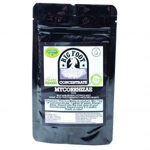 Big Foot Concentrate Mycorrhizae from NGB member Territorial Seed Company - National Garden Bureau