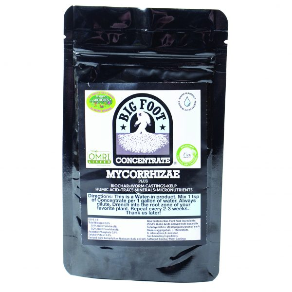 Big Foot Concentrate Mycorrhizae