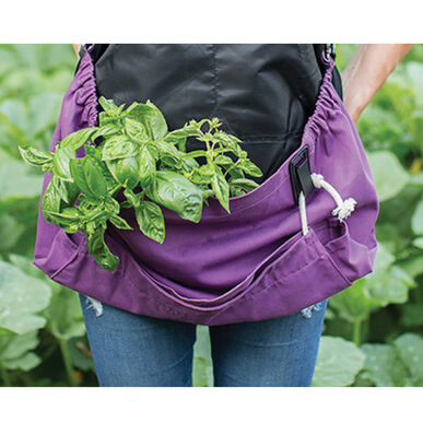 The Joey Apron® – Purple Orchid