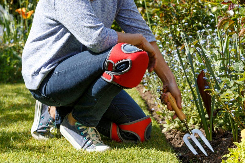 Corona Kneelo Knee Pads - National Garden Bureau Member