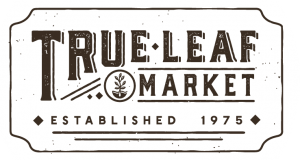 True Leaf Market Logo - National Garden Bureau