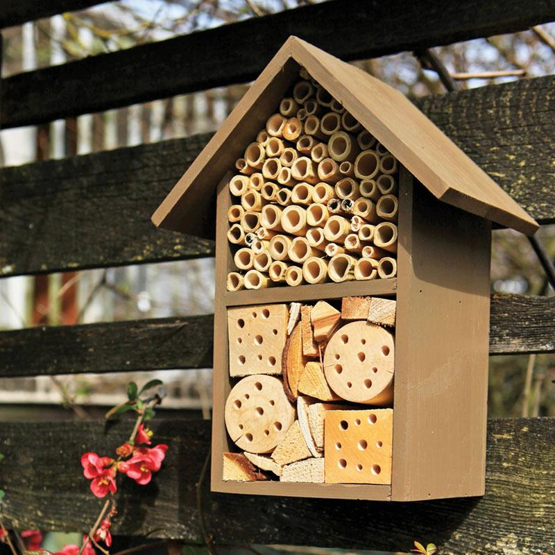 GardenTrends Pollinator Hotel - National Garden Bureau Member