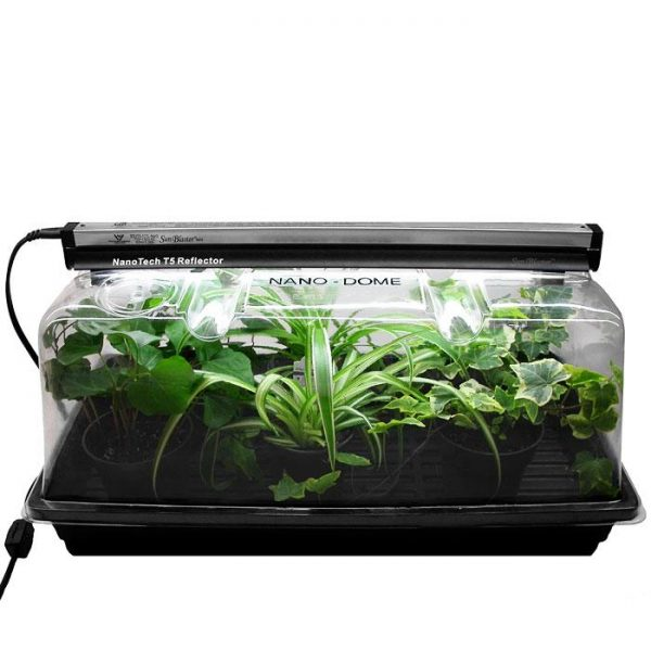 SunBlaster Mini Greenhouse Kit