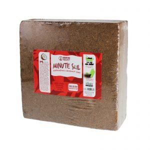 True Leaf Market Minute Soil - Coco Coir - National Garden Bureau