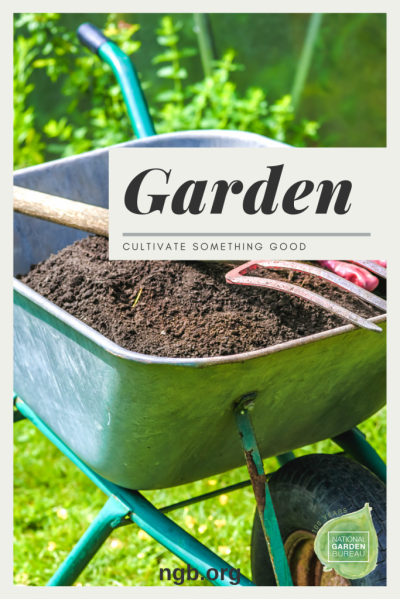 Cultivate Something Good – Your Garden and Your Well-Being - National Garden Bureau