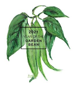 2021 is the Year of the Garden Bean - National Garden Bureau