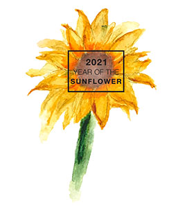2021 is the Year of the Sunflower - National Garden Bureau