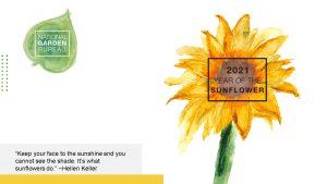 Year of the Sunflower Slideshare Presentation