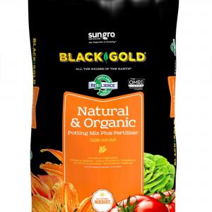 Black Gold® Natural & Organic Potting Mix