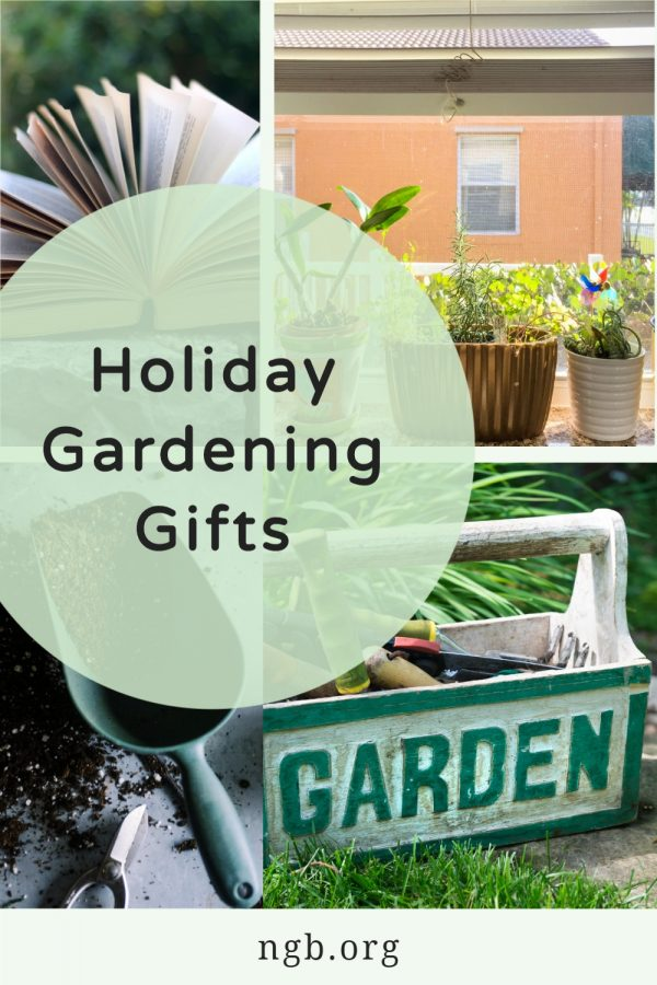 The Perfect Holiday Gardening Gifts for all the gardeners in your gift list! #covidgiftgiving #holidaygiftgiving