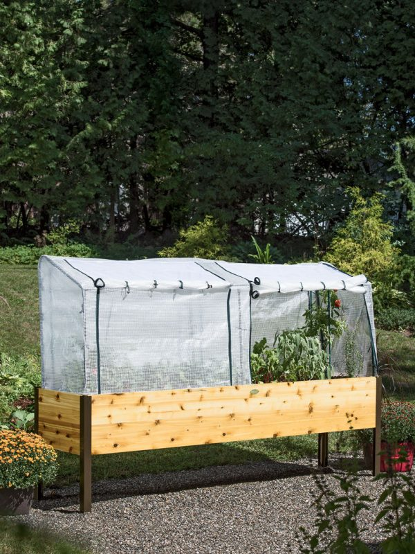 Protection Frame & Covers, 2' x 8'