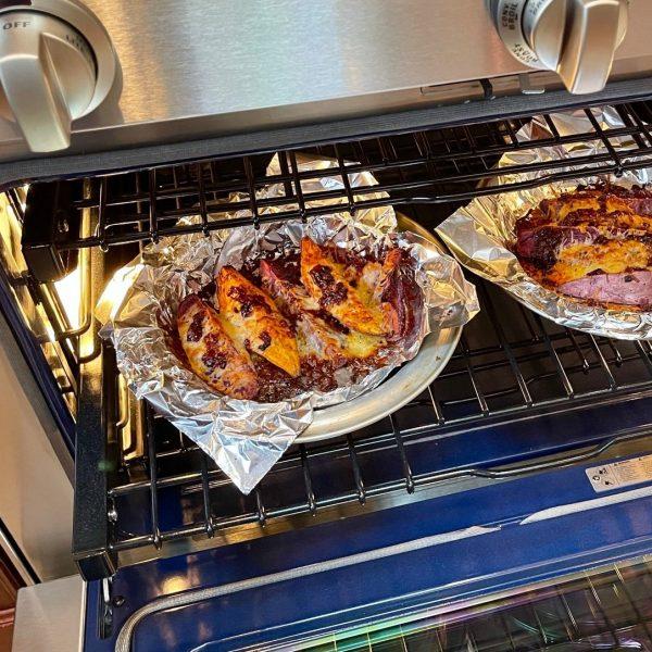 Sweet Potato Skins Recipe - National Garden Bureau