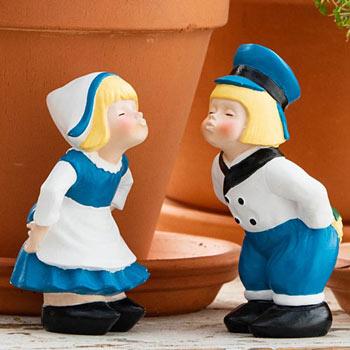 Mini Kidding Dutch Couple - National Garden Bureau