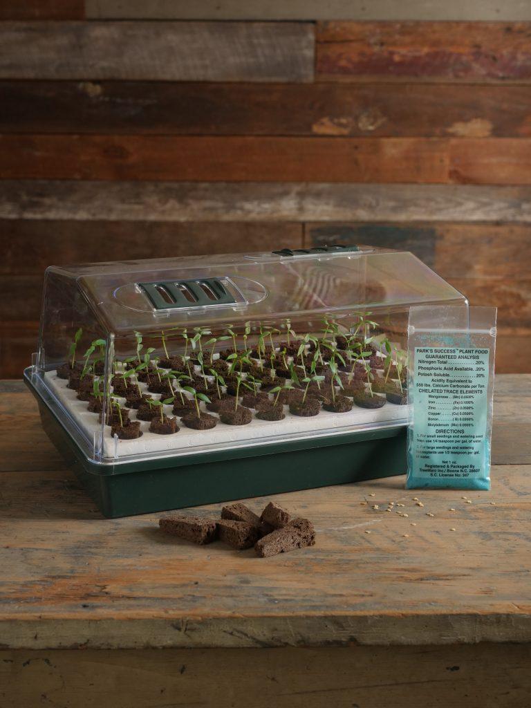 Park's Original Bio Dome Seed-Starting System - National Garden Bureau Member