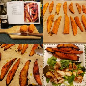 Sweet Potato Fries Recipe - National Garden Bureau
