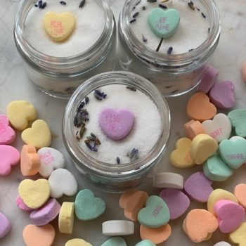 Lavender and Herbs Sugar Scrubs for Homemade Gifts - National Garden Bureau