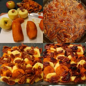 Whiskey-Glazed Sweet Potatoes Recipe to make with your Treasure Island Potatoes